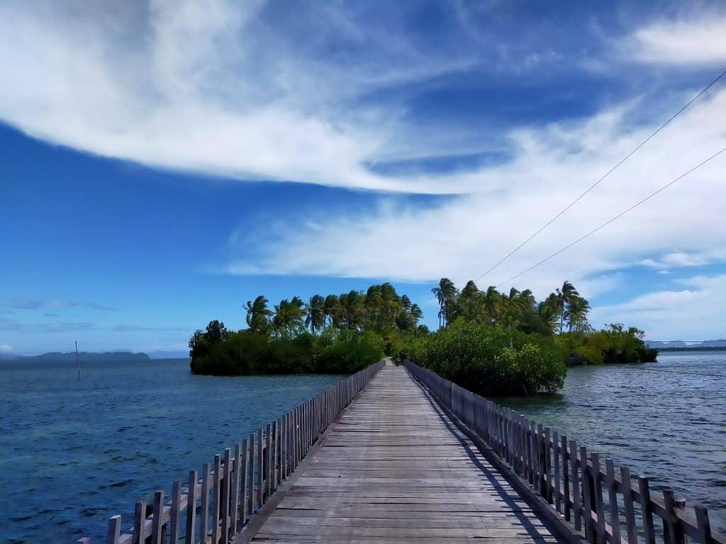 Roadshow Di Pulau Osi Seram Bagian Barat Iwita